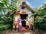 Этнографический парк Добродея в Анапе. Фото, точный адрес на карте и виртуальный тур на сайте: anapa.navse360.ru